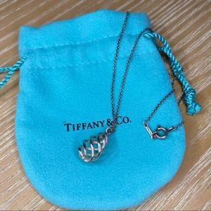 Tiffany Venezia Luce Mini Pendant Necklace